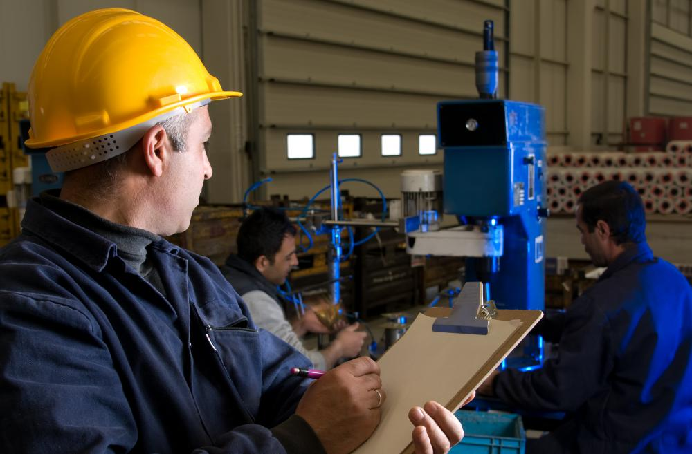 Many different industries have process control jobs.