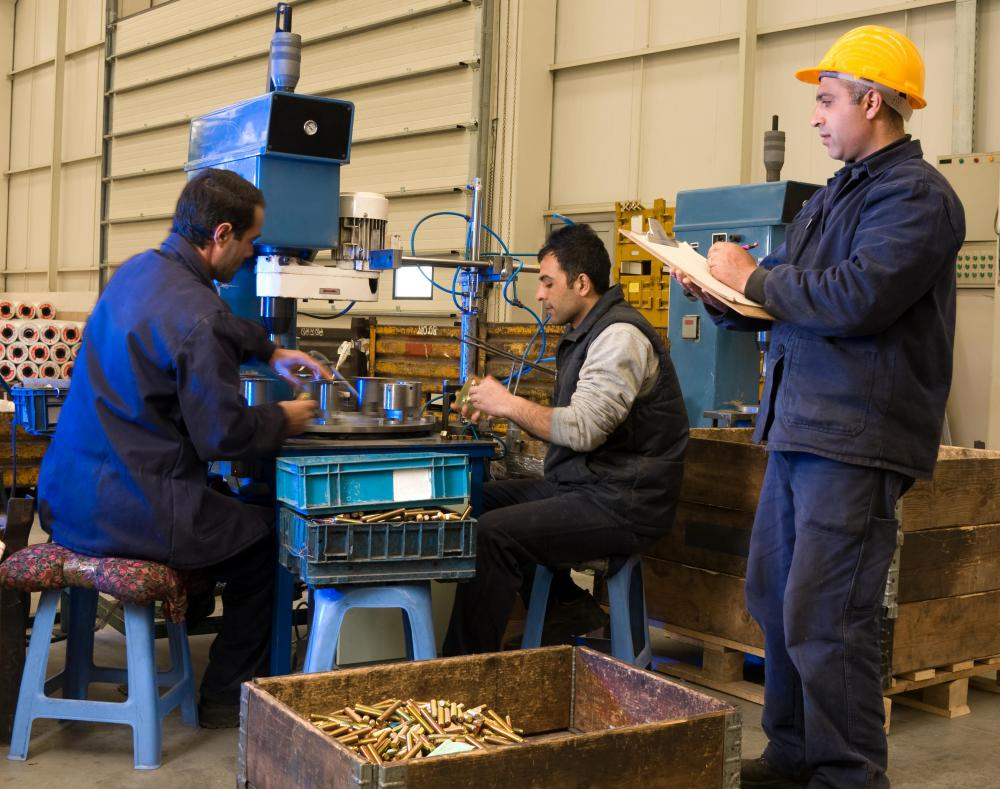 A fitter machinist is a person who creates parts for machines, and in many cases, builds the machine itself.