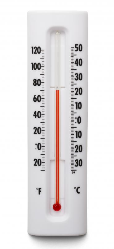 Saunas use a thermometer as well as a hygrometer.