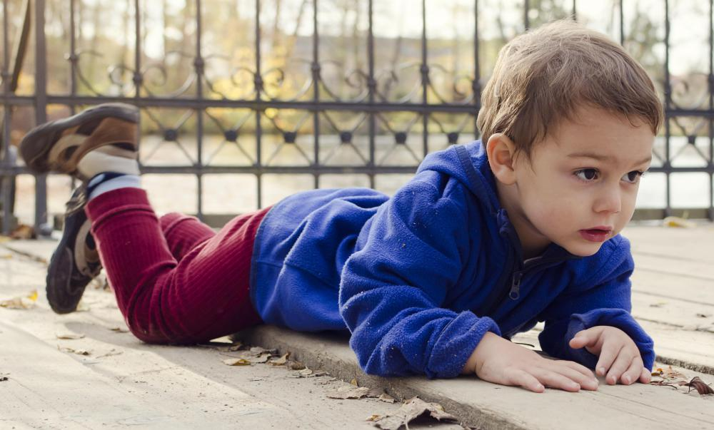Children may be susceptible to fractured ribs as a result of bad falls.