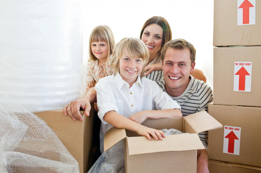 Renting a moving van is much like renting any other vehicle.
