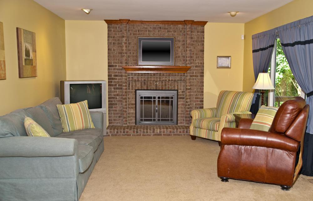 Staging can show potential uses for rooms in a house.