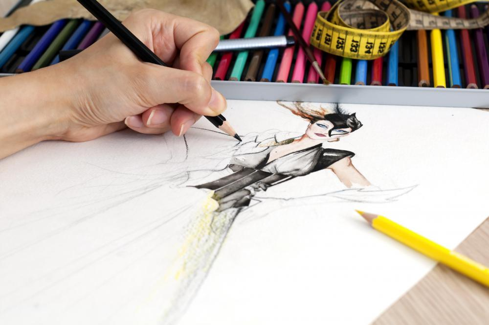 What is a fashion illustrator with pictures Contemporary fashion designers