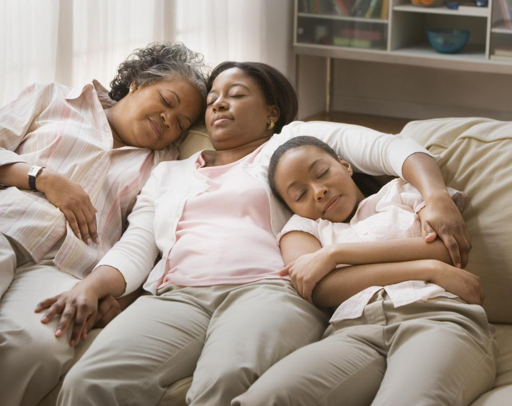 Research has found that taking regular naps may reduce stress.