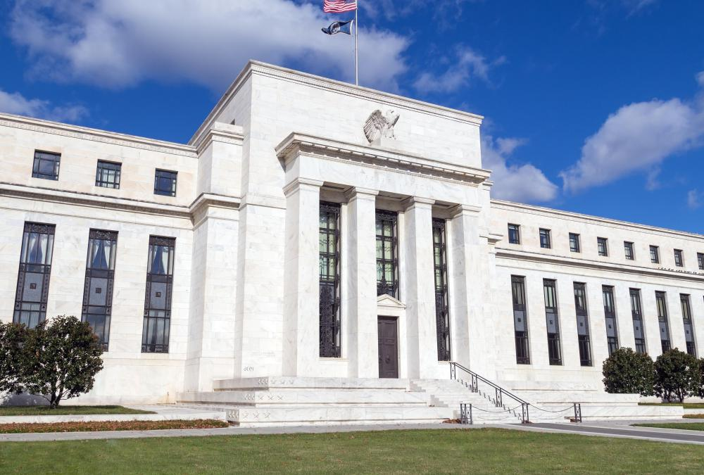 In the United States, the Federal Reserve participates in open market transactions.