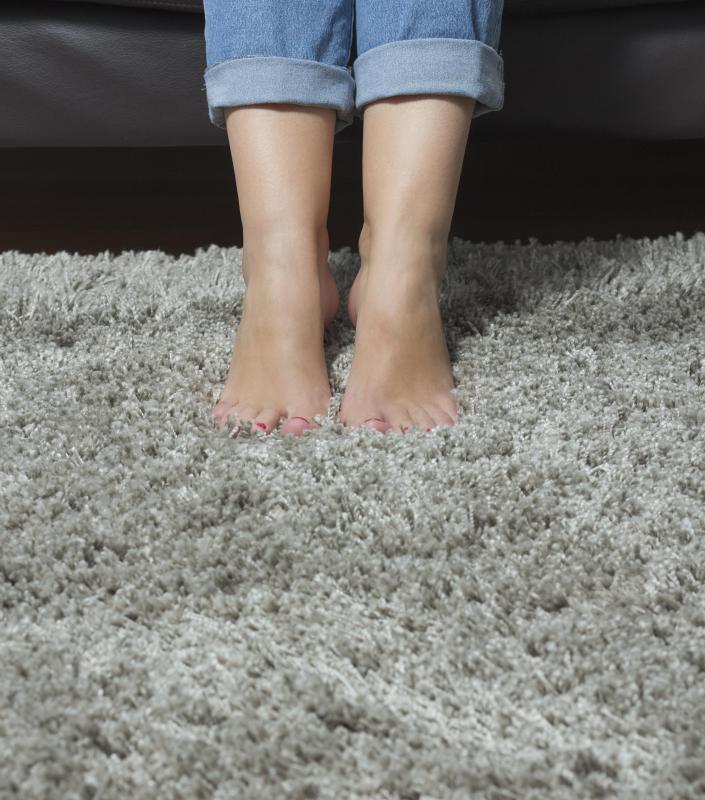 Some Carpet Fibers Are Denser Than Others