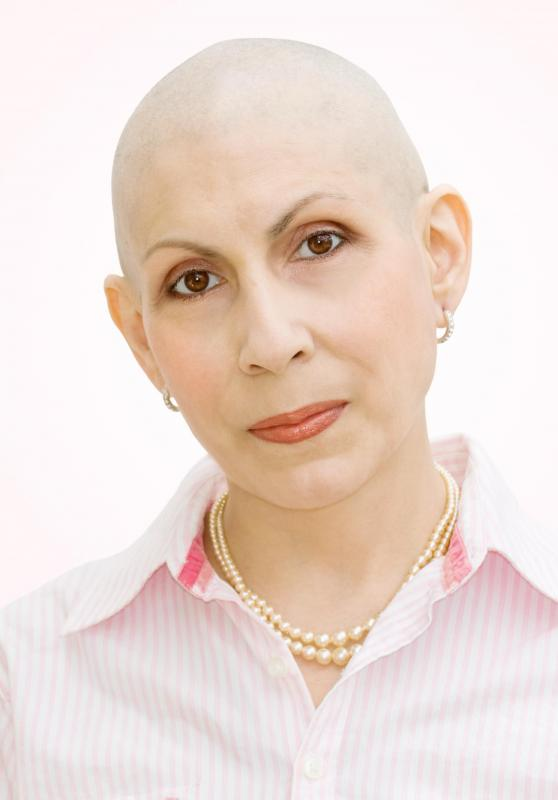 Hair loss may occur as early as the second week after the first cycle of chemotherapy.