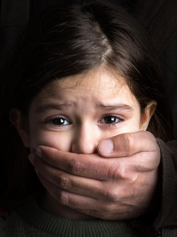 An online predator may use information to attempt to kidnap a child.