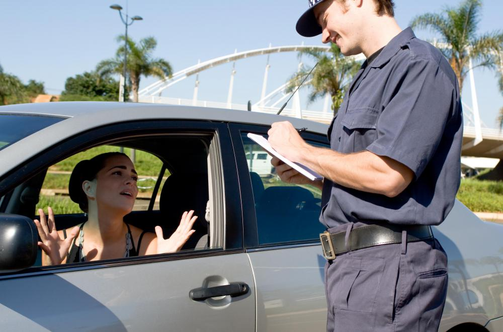 People who have committed minor traffic offenses often attend traffic ticket school.