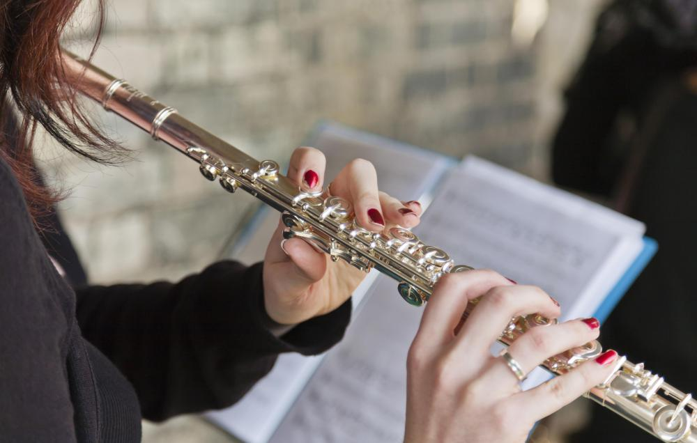 Flutists often have prominent roles within a woodwind quintet.