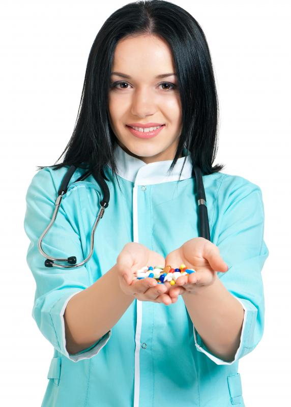 Most nurse practitioners are able to prescribe medications.