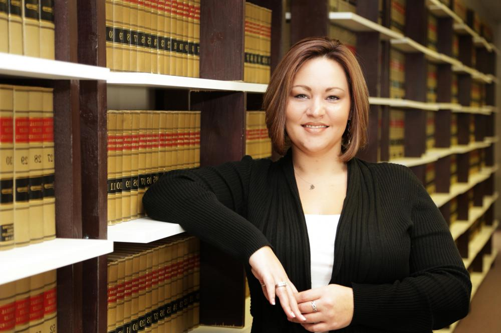 A paralegal works in the legal profession.