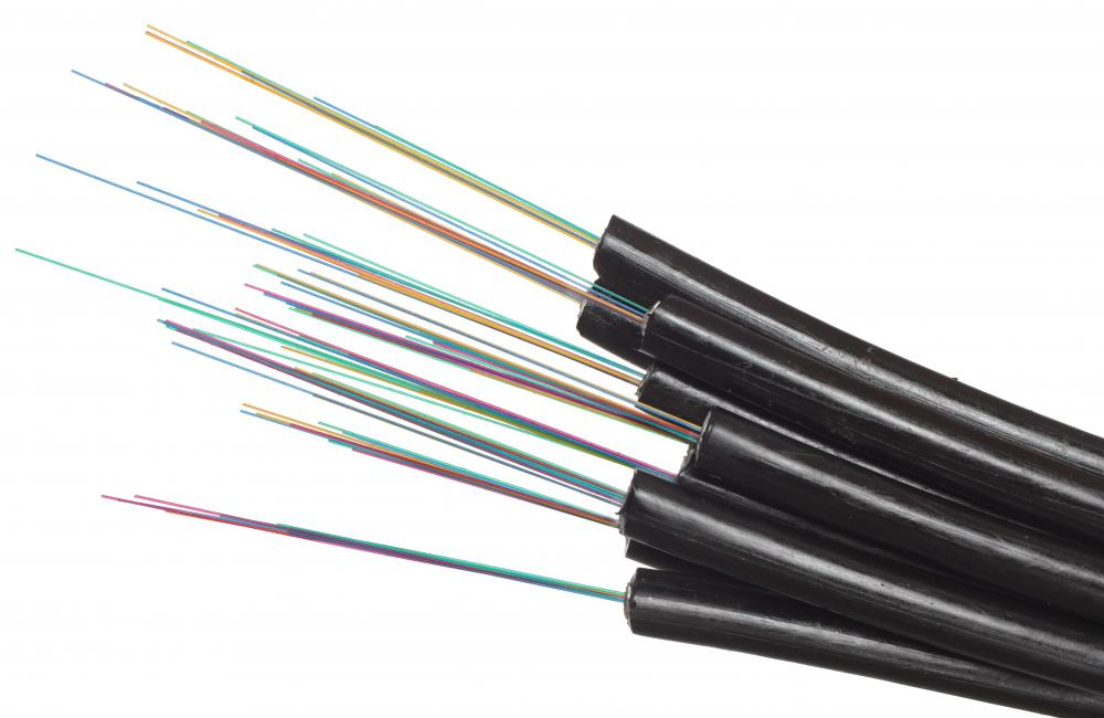 The term dark fiber refers to fiber optic cable that is not currently in use.