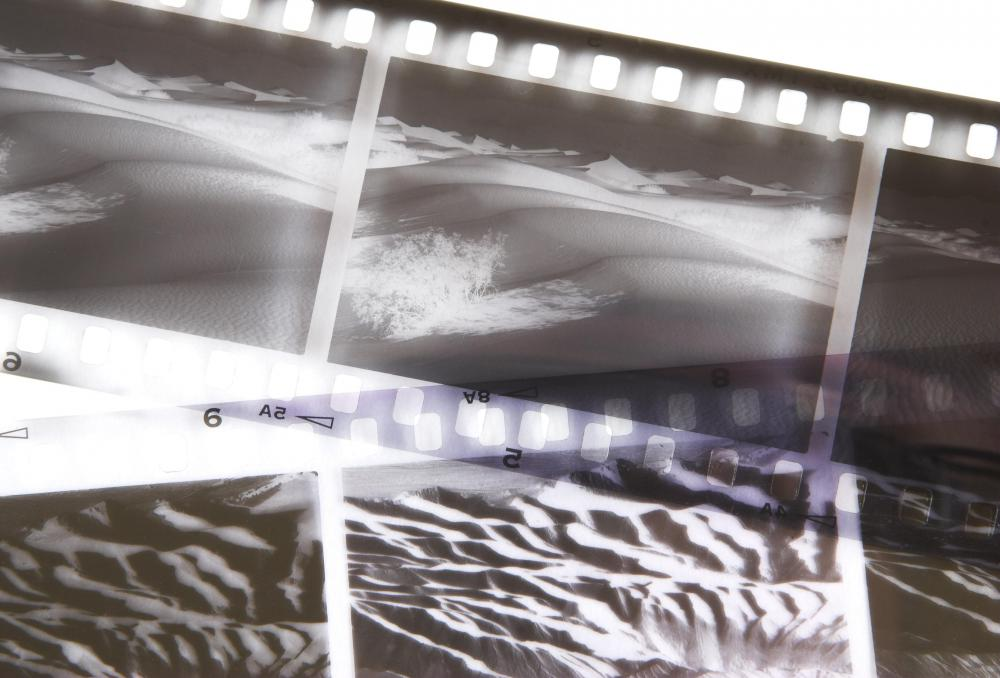 There are very few infrared films on the market.