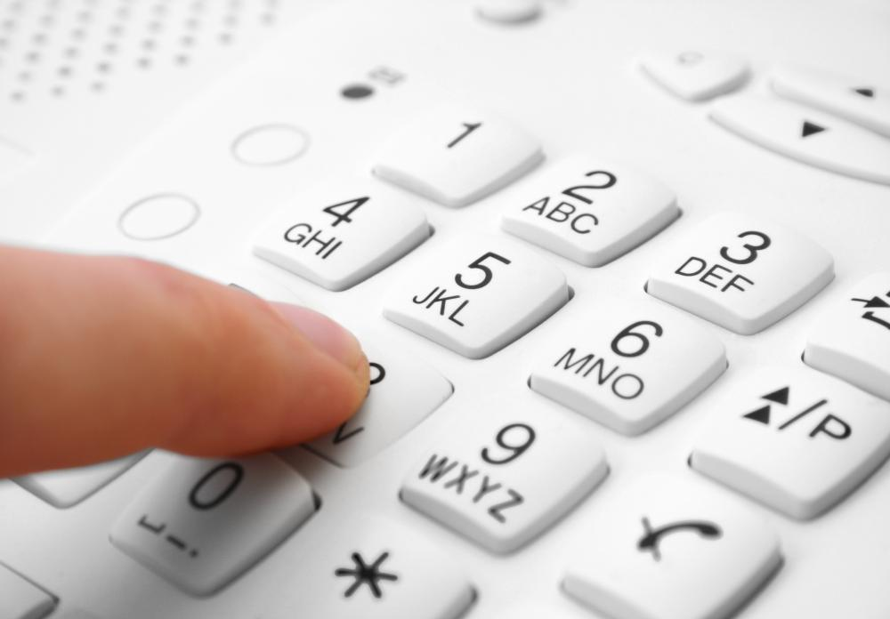 Call forwarding is often included in basic residential landline telephone services.