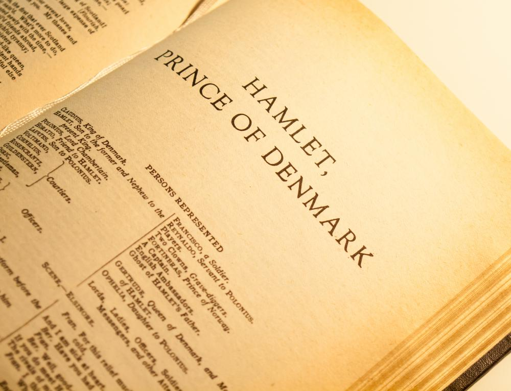"Some scholars believe ""Hamlet"" got its name from Shakespeare's son, Hamnet, who died young."