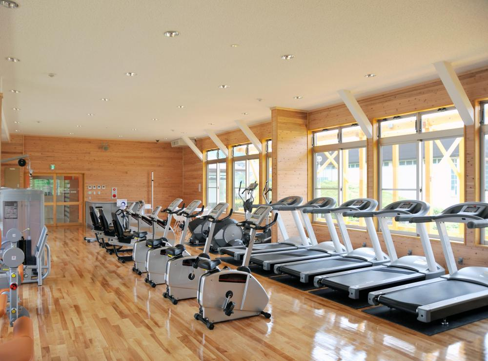 Fitness directors oversee all aspects of a fitness center.