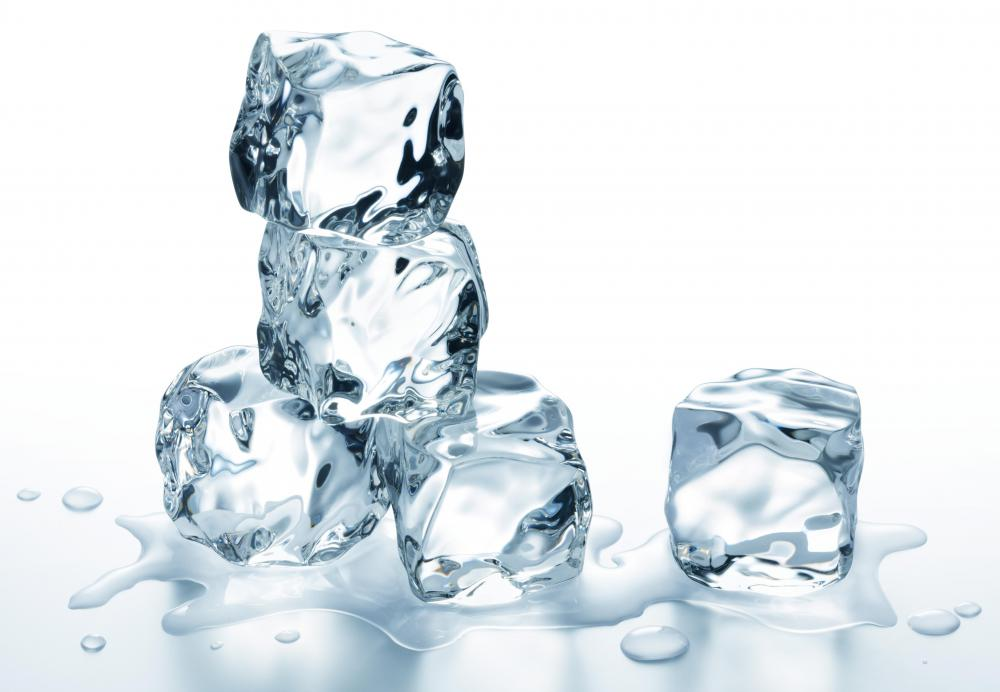 Some countertop water coolers are able to freeze ice cubes in under ten minutes.