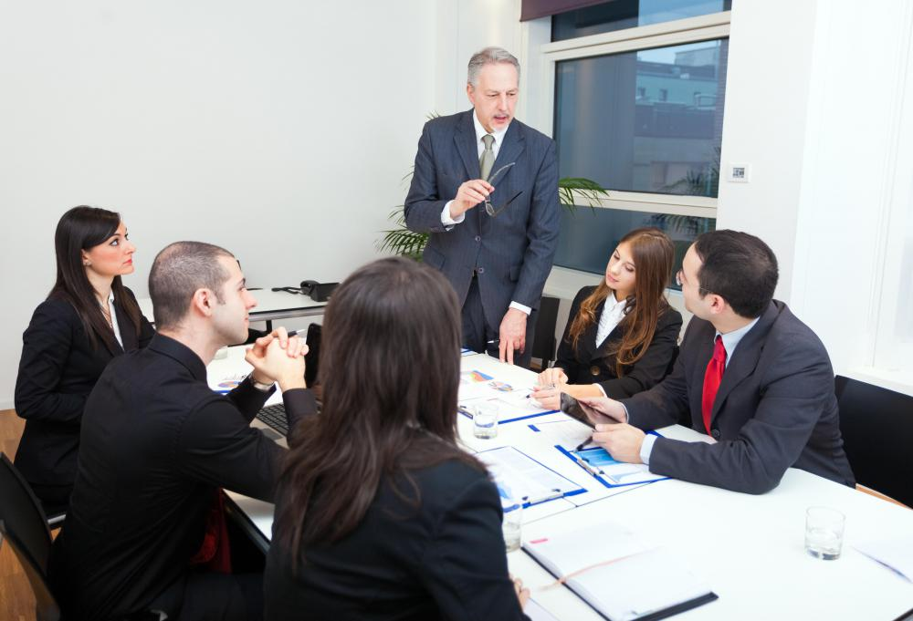 An advisory board can be a great tool for a small company.
