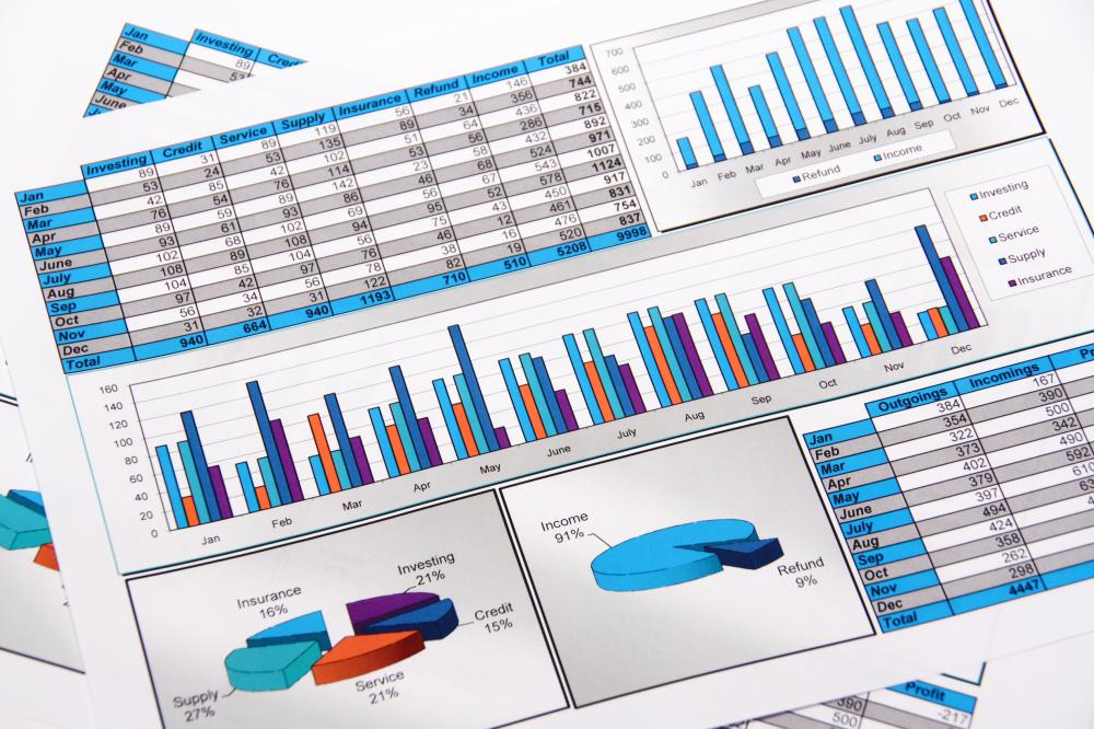 The creation and use of various business reports is an essential business intelligence tool.