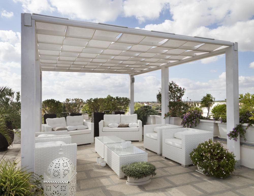 Patio size should help determine the best furniture for the space.