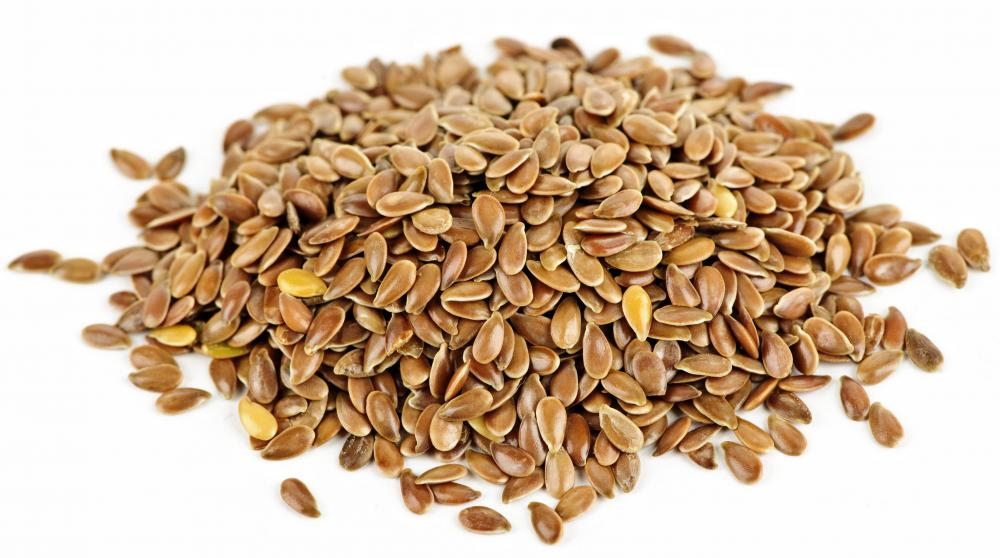 What is milled flaxseed