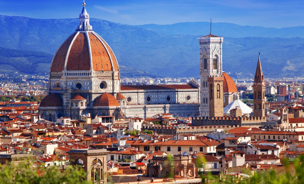 Florence is considered the birthplace of the Renaissance.