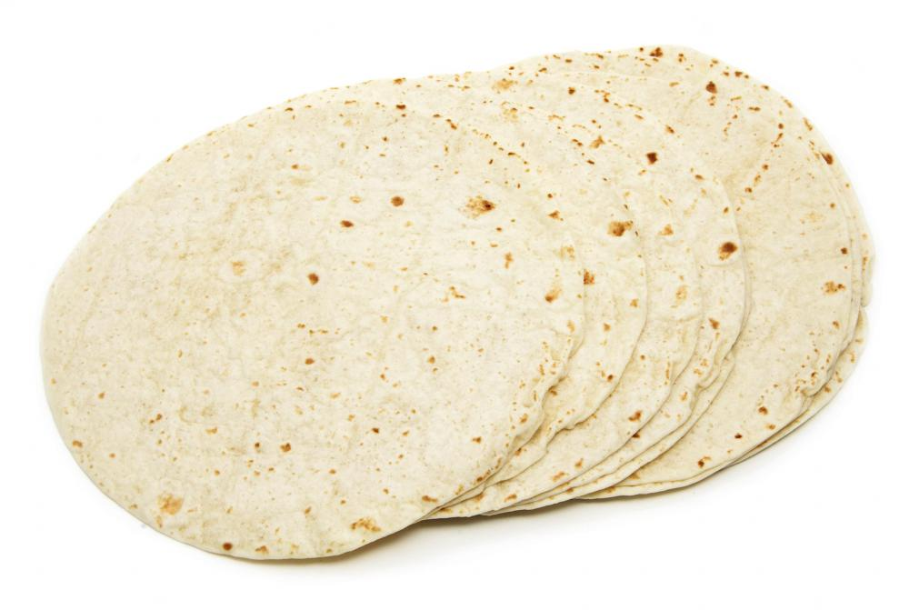Low carb tortillas.