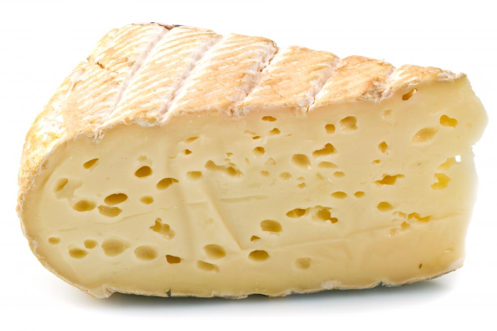 Fontina cheese can be a good substitute for gruyere.