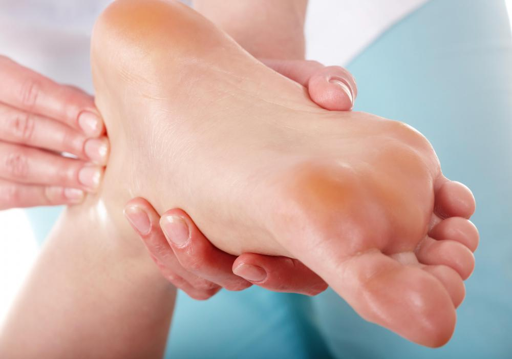 Most spas include foot massages as part of their pedicure treatments.