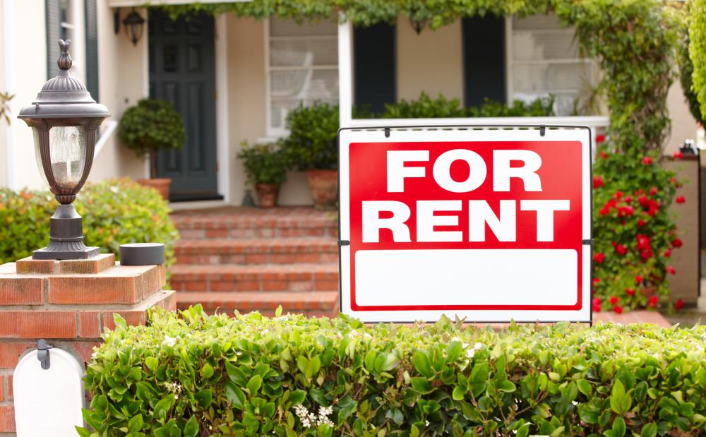 When renting a home with a triple net lease, the landlord is not responsible for upkeep.