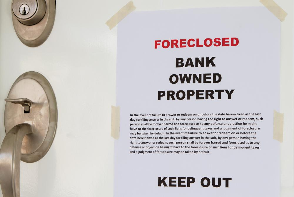 The Housing and Economic Recovery Act aims to prevent foreclosures on a large scale.