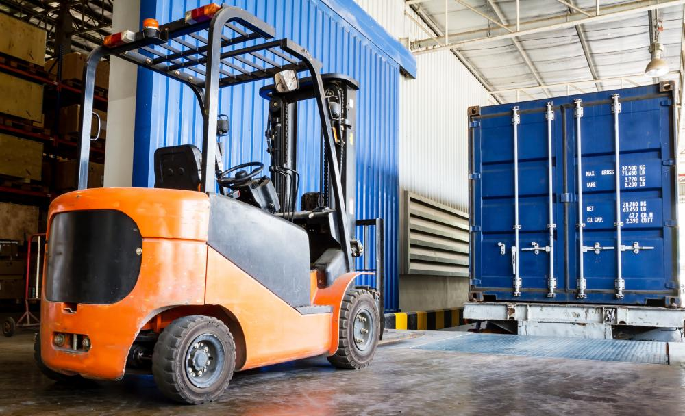 There are several regulations to ensure that people operating forklifts use good safety practices.