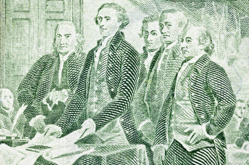 The founding fathers debated whether America should have a federal system.