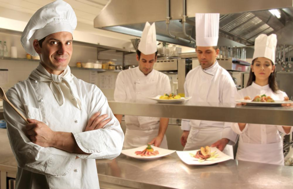 Commercial Kitchen Designers May Have A Hand In Creating Restaurant Kitchens . Part 34
