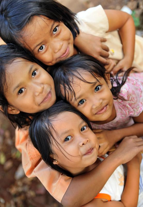 Children in southeast Asia are vulnerable to trafficking.