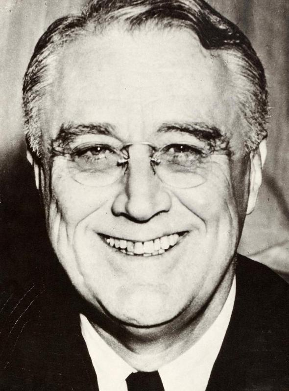 Before it failed, President Franklin D. Roosevelt was pleased by the Munich Agreement.