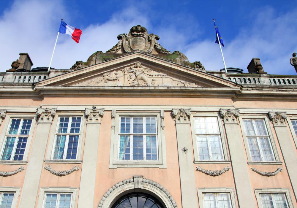 The French Embassy in Denmark would have a French ambassador.
