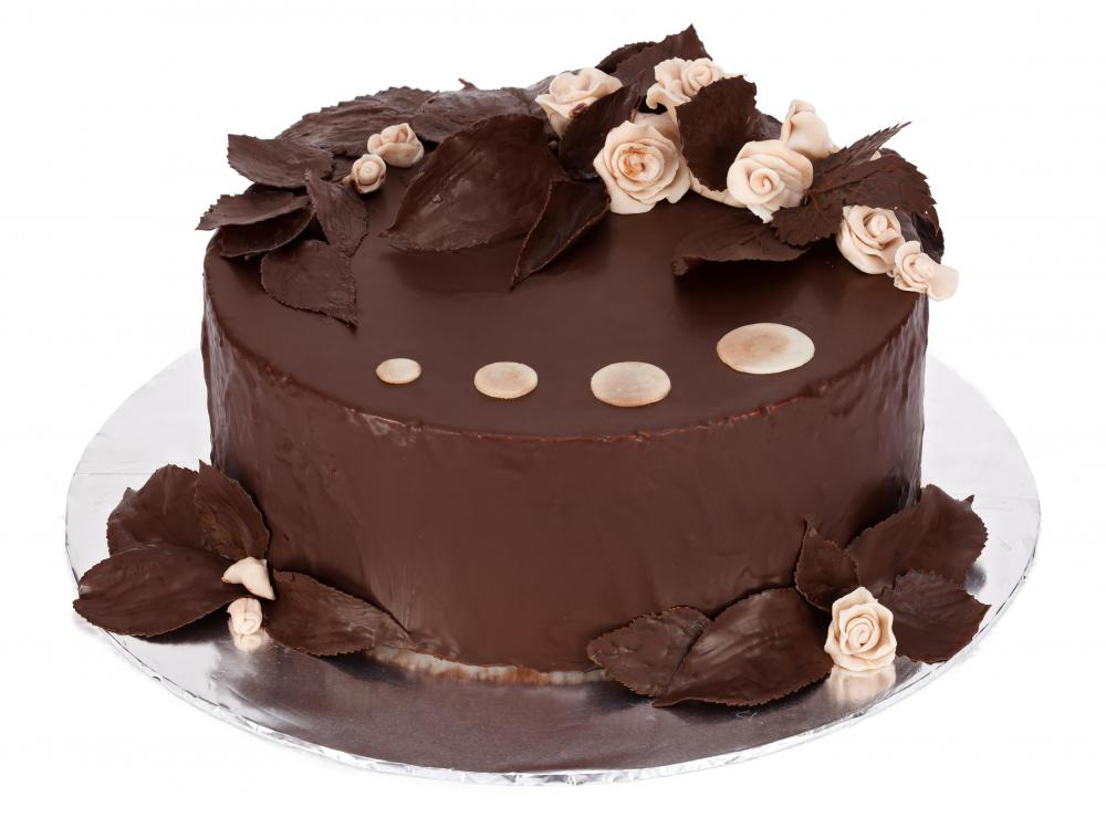 How Many Calories Are In A Cake Chocolate