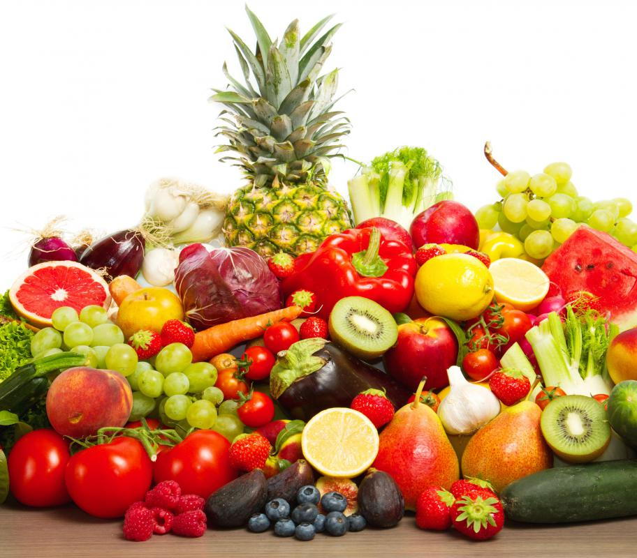 Eating fruits and vegetables may help prevent the development of a chafing rash.