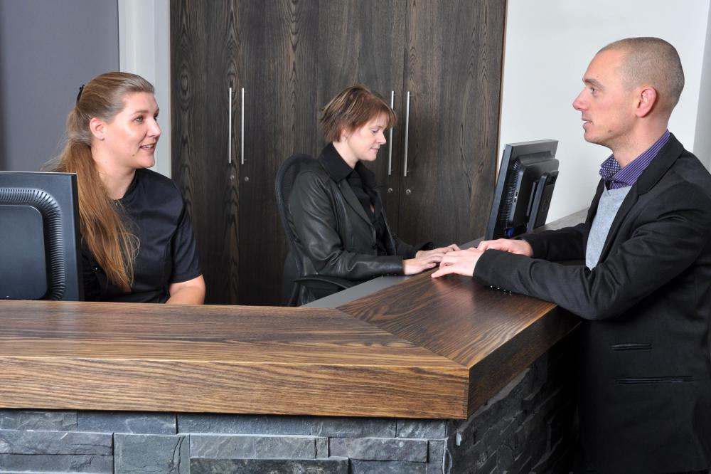 A Front Desk Supervisor Must Be Able To Interact Well With Guests