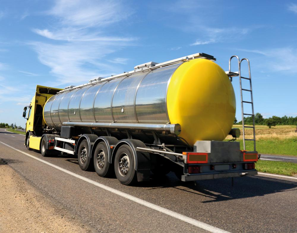Truck drivers who transport fuel must be trained in the proper shipping of flammable liquids.