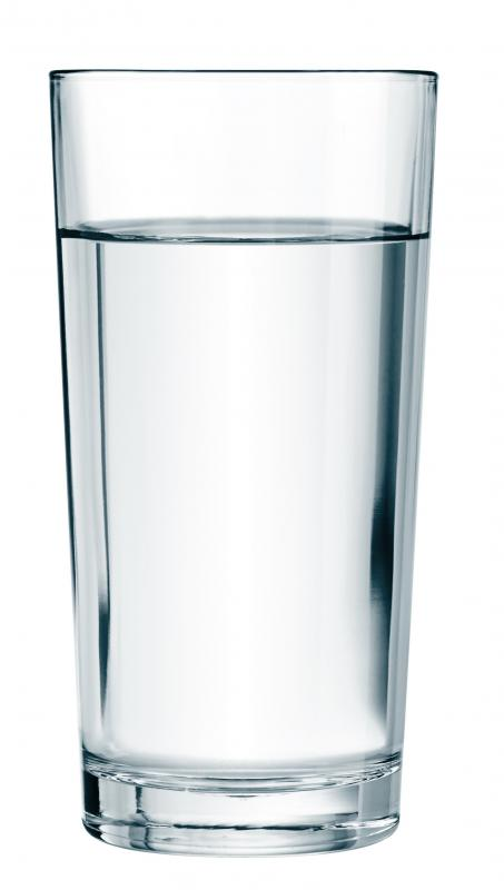 Drinking water often goes through ultrafiltration.