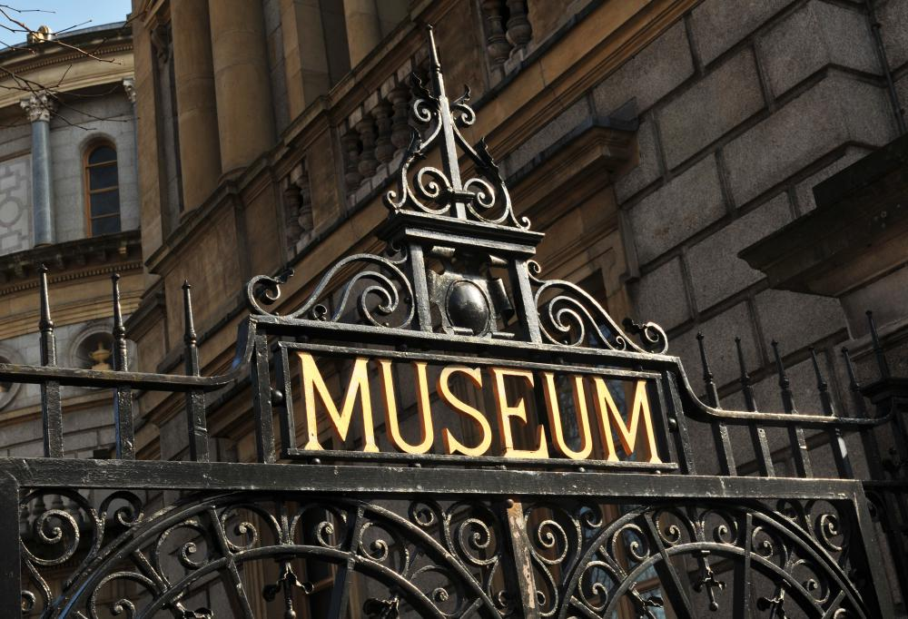 Students with a PhD in history can become researchers or museum curators.