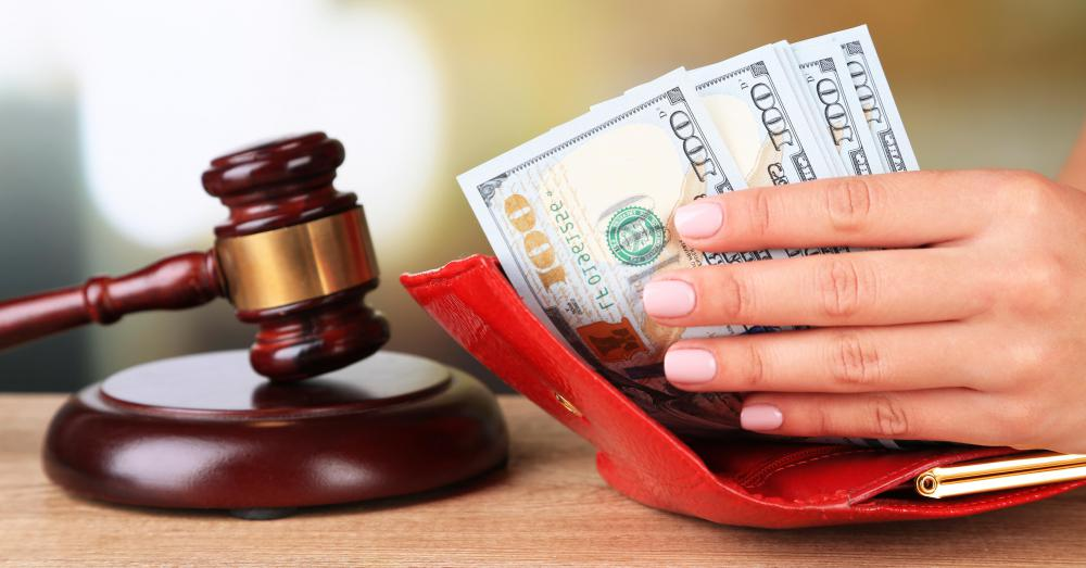Court-ordered wage garnishment to settle a debt is an involuntary wage assignment.