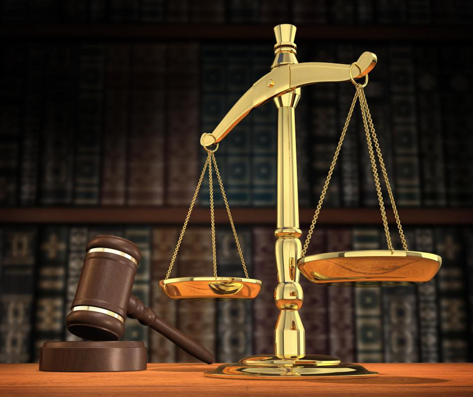 Criminal justice management includes oversight of court officers.