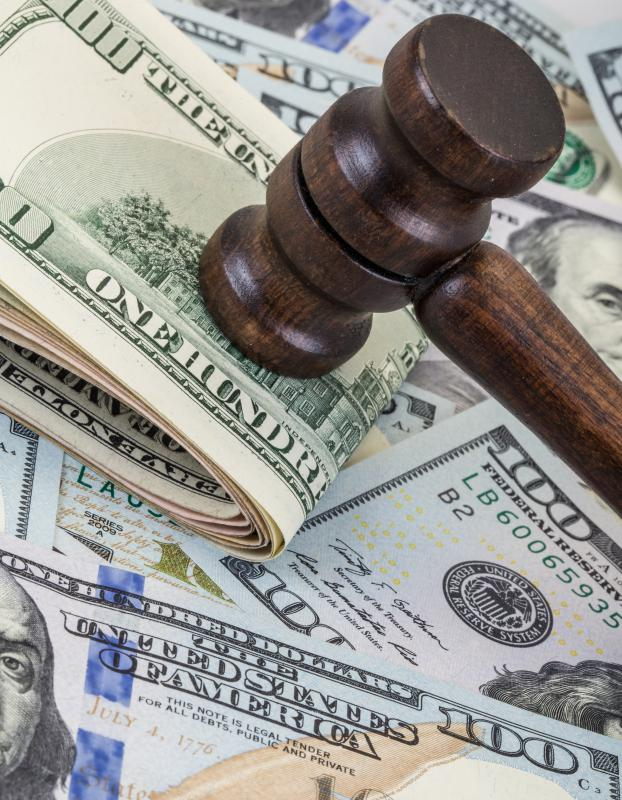 In a case which results in a large cash settlement, it is traditional to pay a share to the attorney.