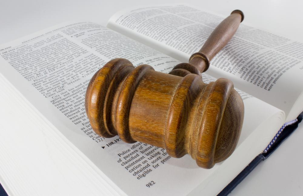 Higher courts are typically involved in leading cases.