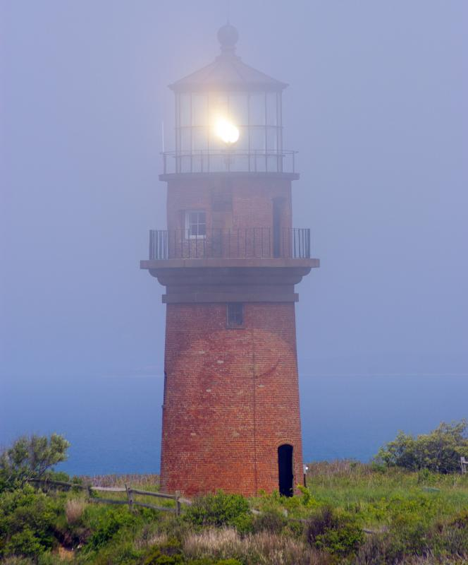 To this day, lighthouses still play an important role in air and sea navigation.