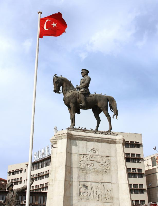 The Young Turk Revolution set the stage for Mustafa Kemal Ataturk and his Republic of Turkey.